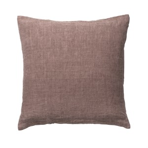 Cozy Living - Luxury Light Linen Cushion - ROUGE