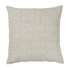 Cozy Living - Luxury Light Linen Cushion - CASHMERE