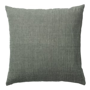 Cozy Living - Luxury Light Linen Cushion - ARMY