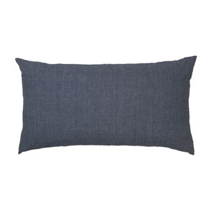 Cozy Living - Luxury Light Linen Gable Cushion - INDIGO