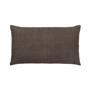 Cozy Living - Luxury Light Linen Gable Cushion - CHESTNUT