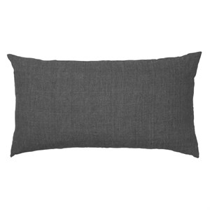 Cozy Living - Luxury Light Linen Gable Cushion - CHARCOAL