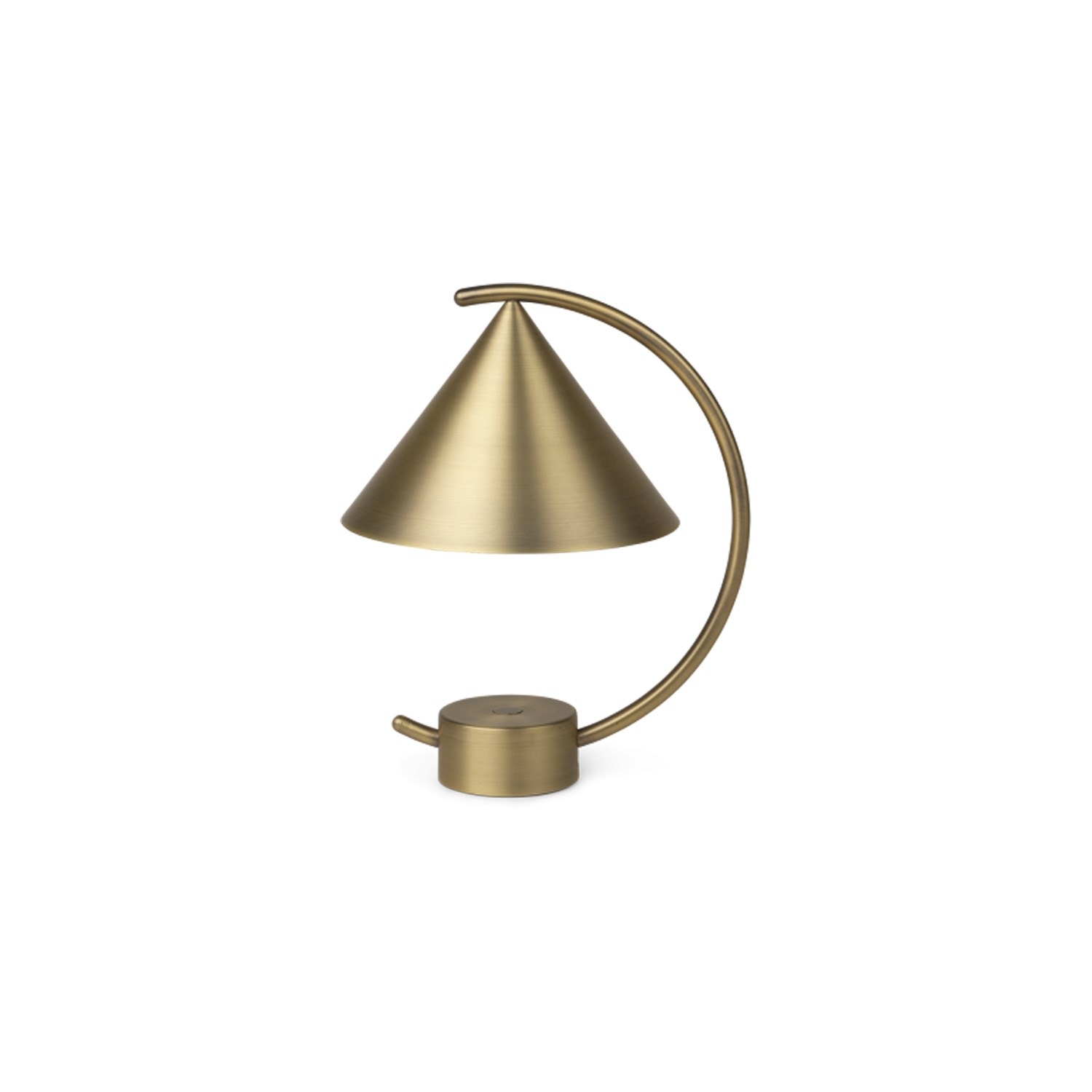 Ferm Living -  Meridian Lamp - Messing