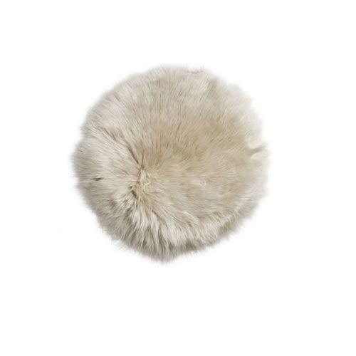 Natures Collection sædebetræk Linen seat cover New Zealand sheepskin