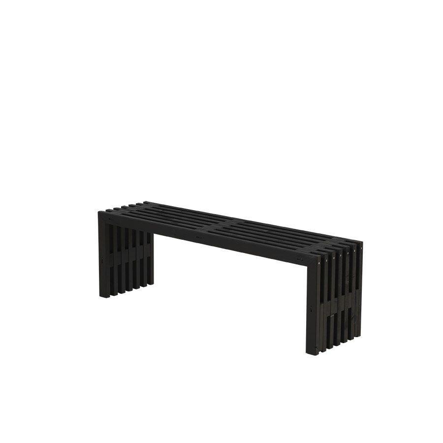 Kendte PLUS - Rustik Trallebænk Design, lille - sort - GRATIS FRAGT SX-06