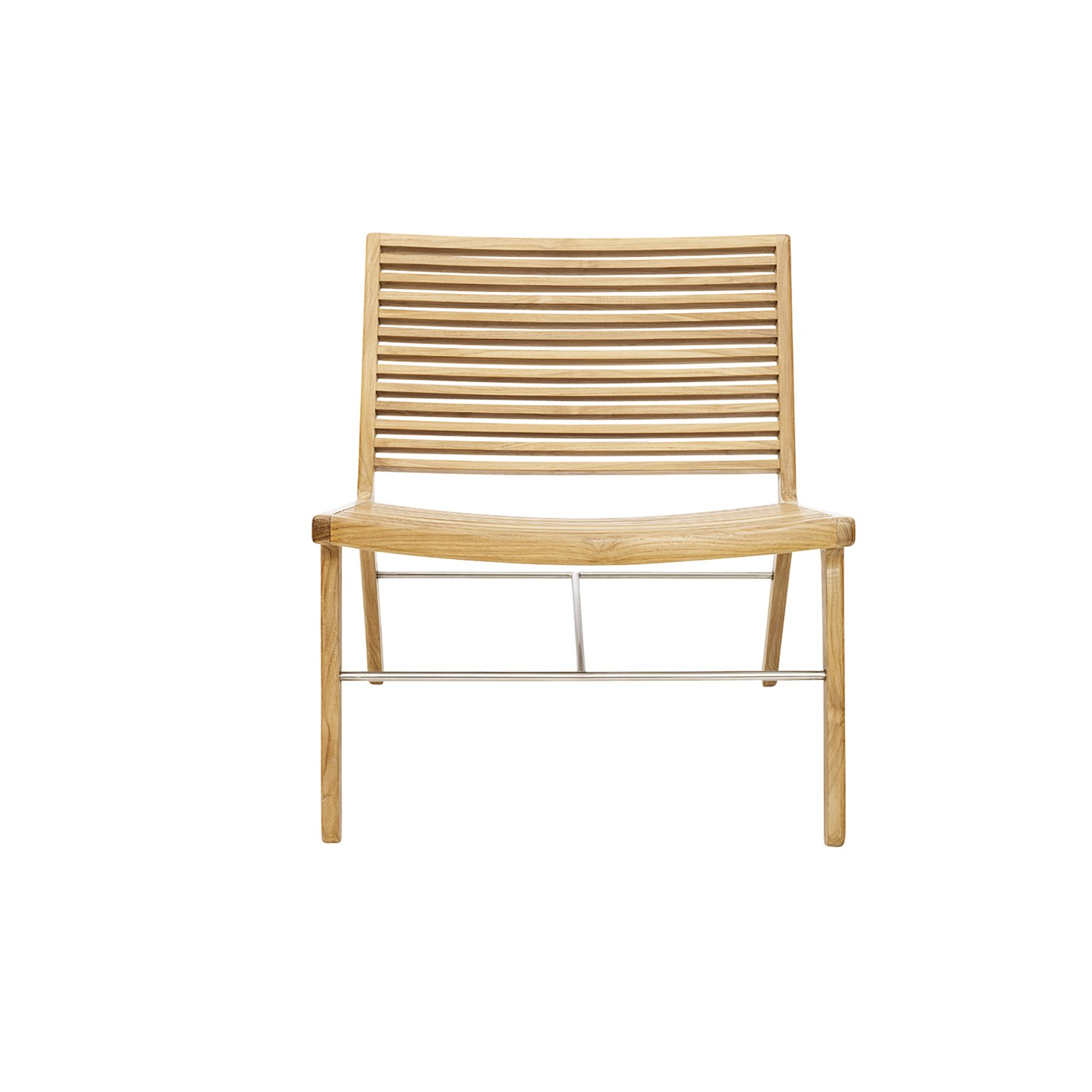 Scanteak - RIB, Lounge Chair