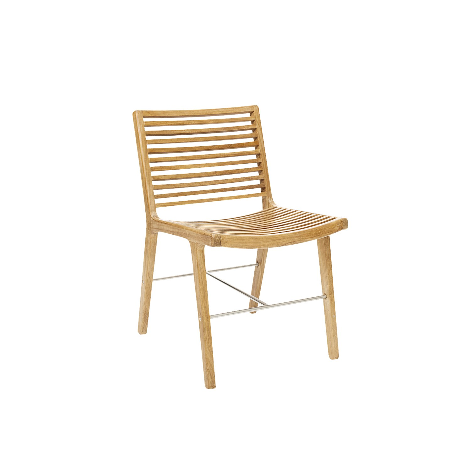 Scanteak - RIB, Dining Chair