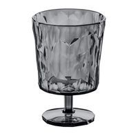 Koziol Goblet - Crystal vinglas 250 ml (anthracite)