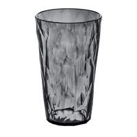 Koziol Glass - Crystal glas 450 ml (anthracite)