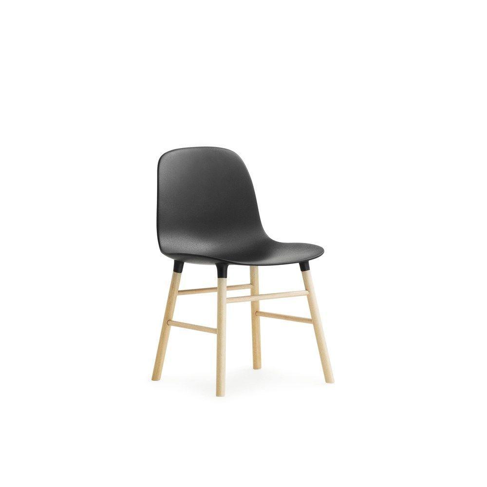 Normann copenhagen form chair miniature black gratis for Normann copenhagen online shop