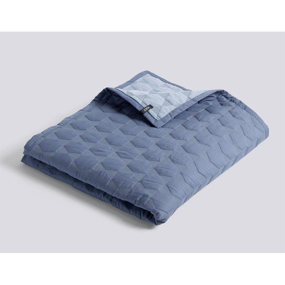 Hay sengetæppe – vand i et almindeligt hus