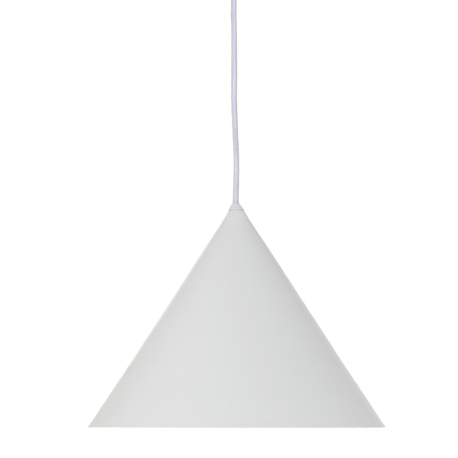 Frandsen Lighting - Benjamin Pendant XL - Mat Hvid