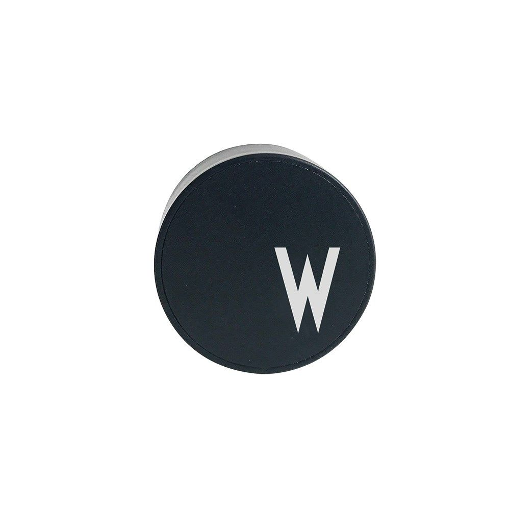 "Design Letters - Charger - ""W"" - Sort"