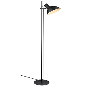 Halo Design - Metropole Gulvlampe 1 - Sort