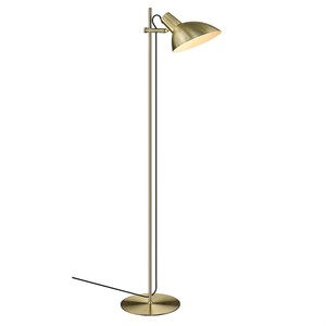 Halo Design - Metropole Gulvlampe 1 - Messing