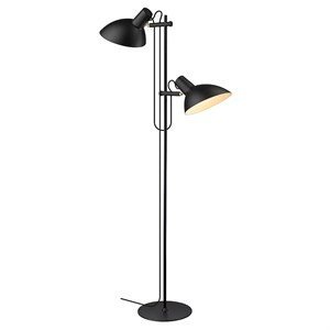 Halo Design - Metropole Gulvlampe 2 - Sort