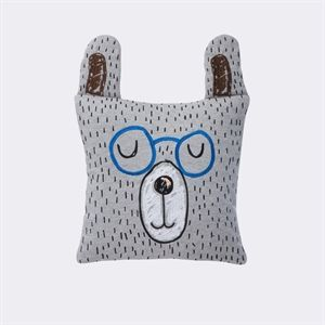 Ferm living pude - Little Mr. Teddy