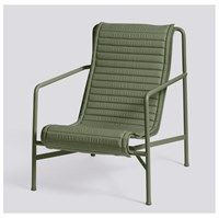 HAY - Palissade hynde til Lounge Chair High - Olive