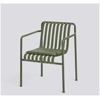 HAY - Palissade hynde til dining arm chair - Olive
