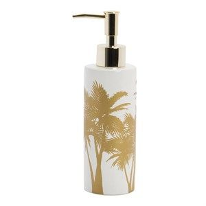 Au Maison - Dispenser - white/gold-Palm