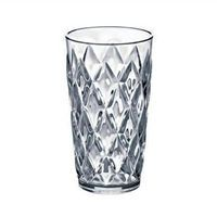 Koziol - Crystal glas i plastik - Transparent (450 ml.)