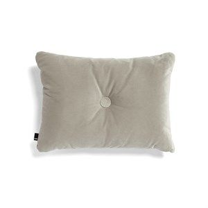 HAY - Pude - Dot Cushion Soft - Velour - Beige