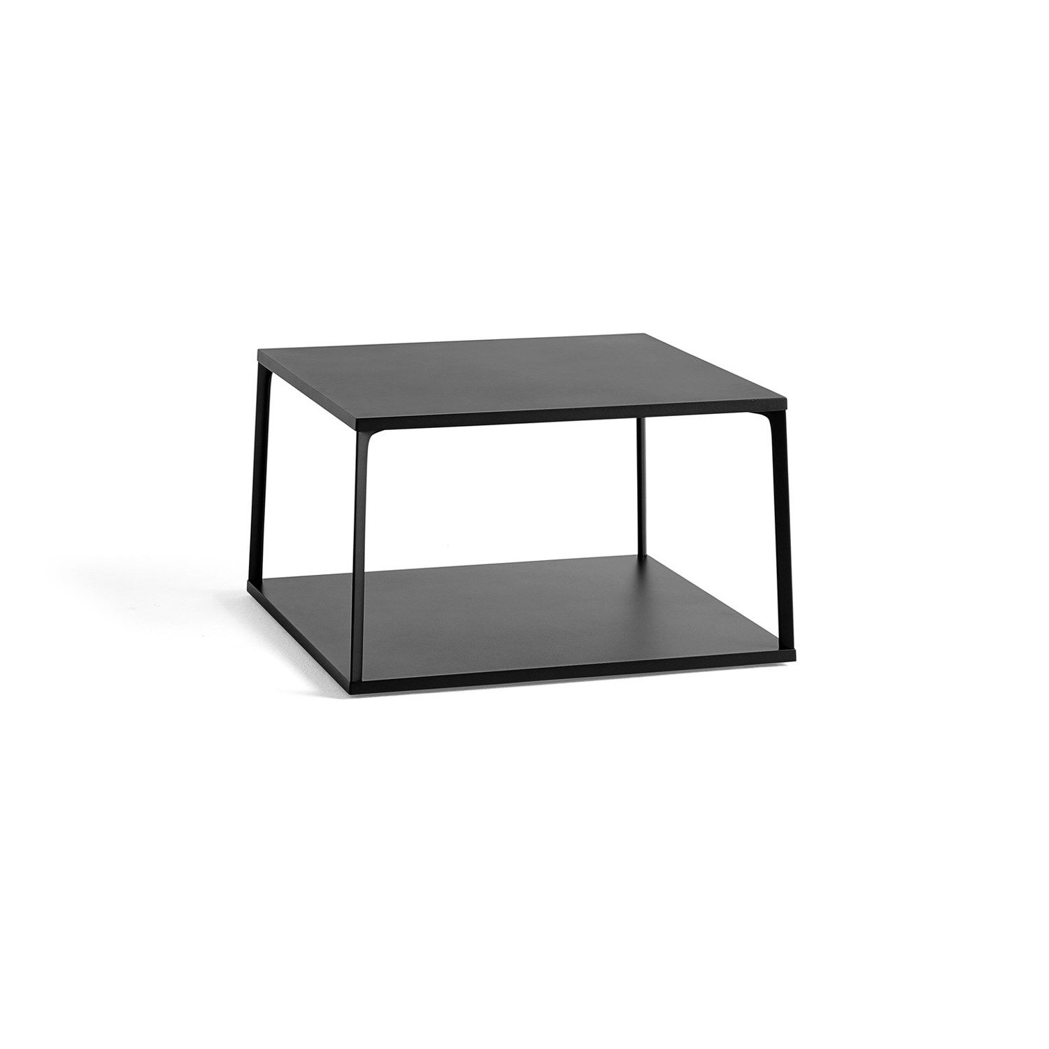 HAY - Sofabord - Eiffel Coffee Table Square - Sort