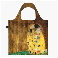 LOQI - Indkøbsnet - Gustav Klimt 'The Kiss Bag'