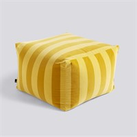 HAY - Pouf Stribes/Soft Stribes, yellow