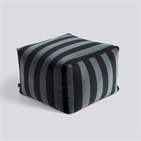 HAY - Pouf Stribes/Soft Stribes, hunter