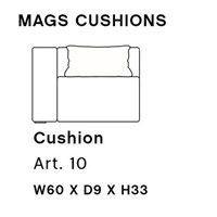 Hay sofa – Køb Mags sofaen i flot og moderne design – Fri fragt