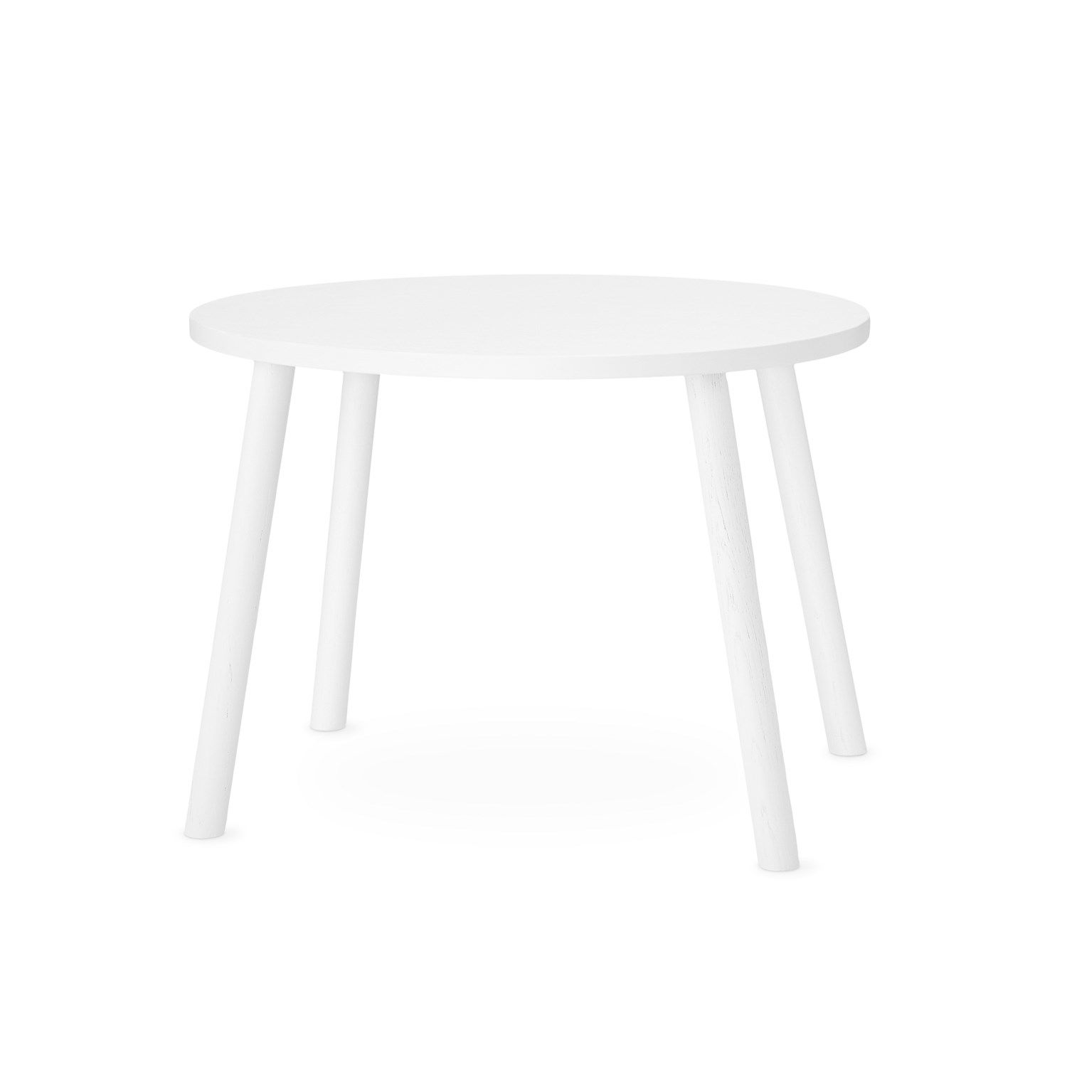 Nofred - Mouse table - Hvid
