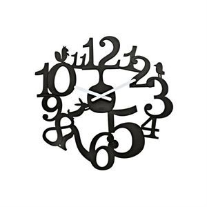 PIP ur - vægur fra Koziol - sort