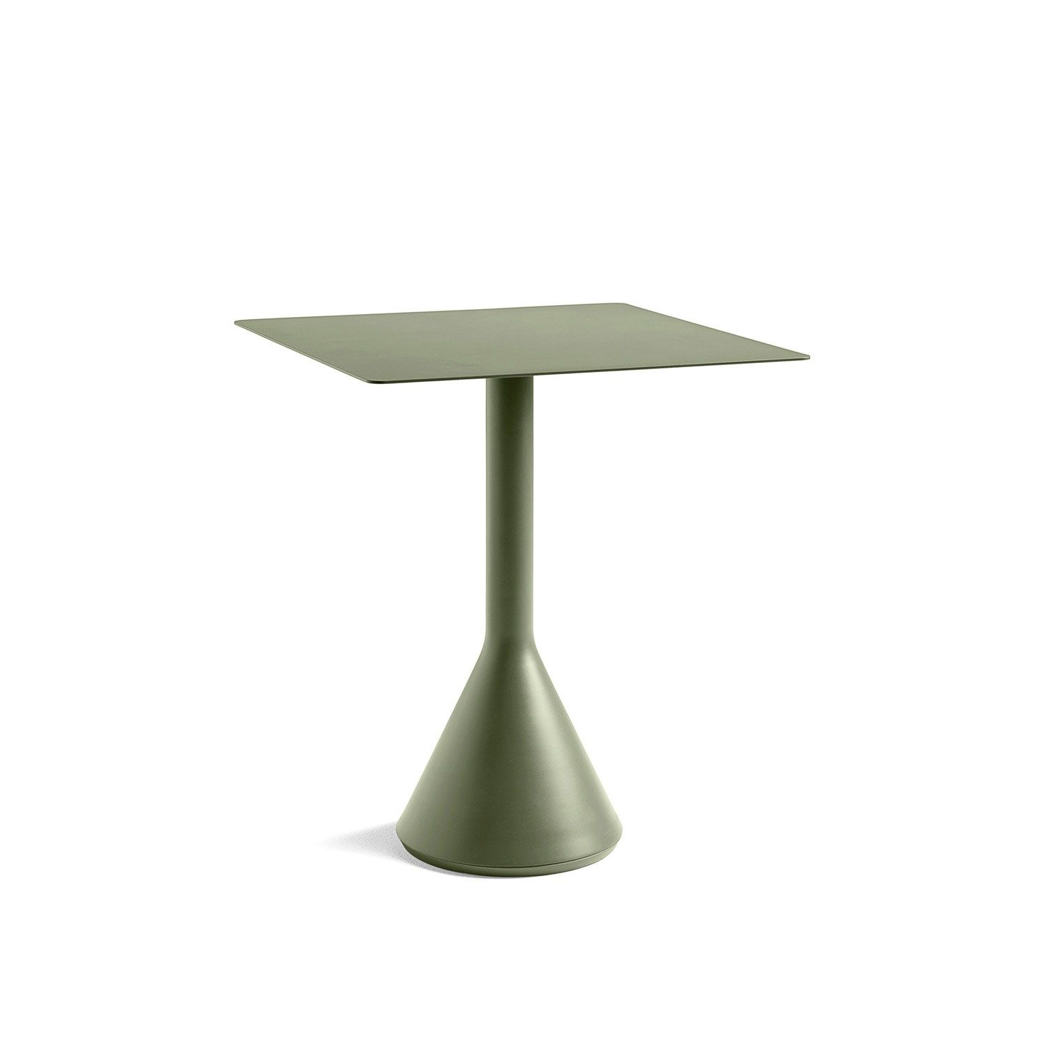 HAY - Palissade bord - Cone - Olive (65x65x74 cm)