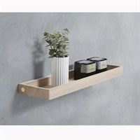 Andersen Furniture - Shelf 11  - Oak Lacquer - 44x12 cm