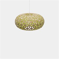 David Trubridge - Snowflake 80cm - Lime