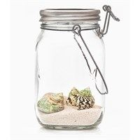 Just Right - Solar Jar - Glaslanterne m. LED lysLED lys