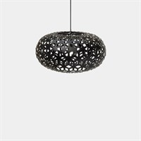 David Trubridge - Snowflake 80cm - Black/Black