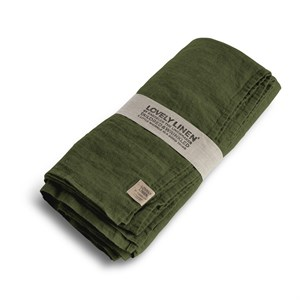 Lovely Linen - Dug, Jeep Green