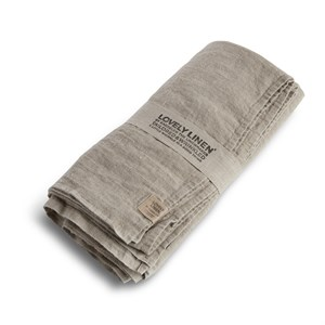 Lovely Linen - Dug, Natural Beige
