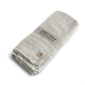 Lovely Linen - Dug, Light Grey