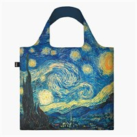 LOQI - Indkøbsnet - Vincent Van Gogh 'The starry night'