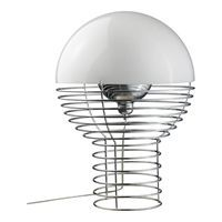 "Verpan bordlampe ""Wire"""