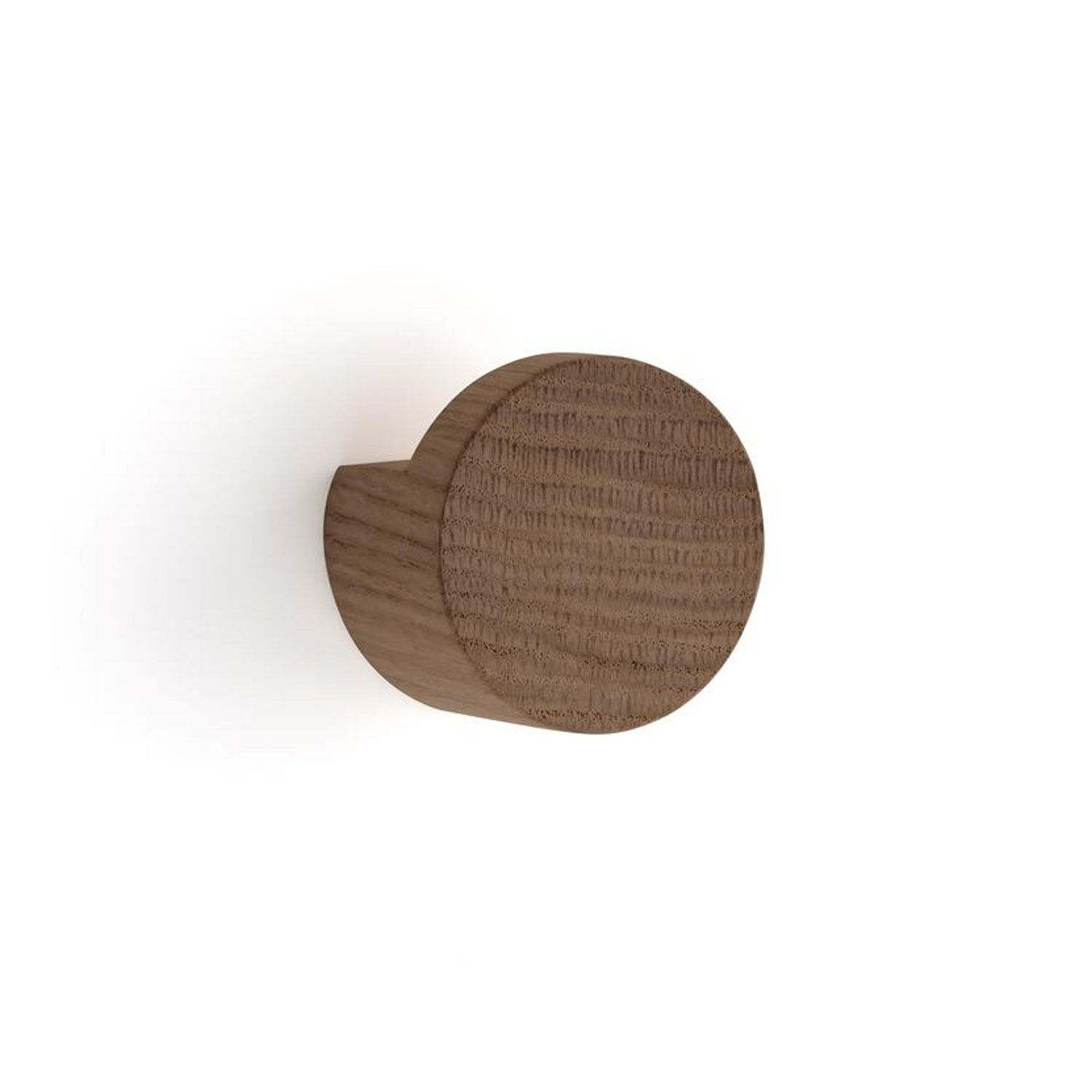 By Wirth - Knager i røget eg - Wood Knot - Medium