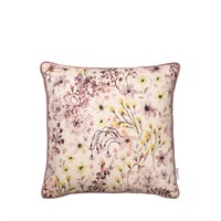 Cozy Living - Alberte Printed Cushion - Rouge