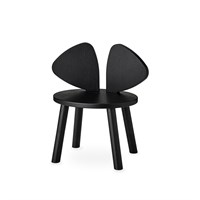 Nofred - Mouse Chair - Sort