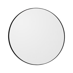 AYTM - Circum spejl Ø70 cm - sort