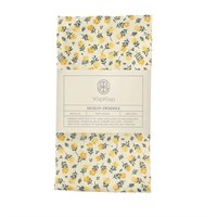 by KlipKlap - Swaddle (baby svøb) - Wild flower - Yellow