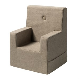 By KlipKlap børnestol - KK Kids chair XL - Sand m. sand knap