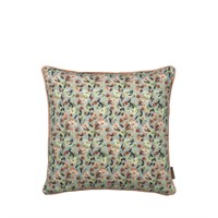 Cozy Living - Liva Printed Cushion - SEAGRASS